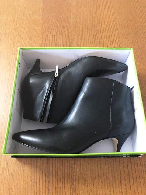Sam Edelman Kinzey Size 11 Black Boot - New With Box