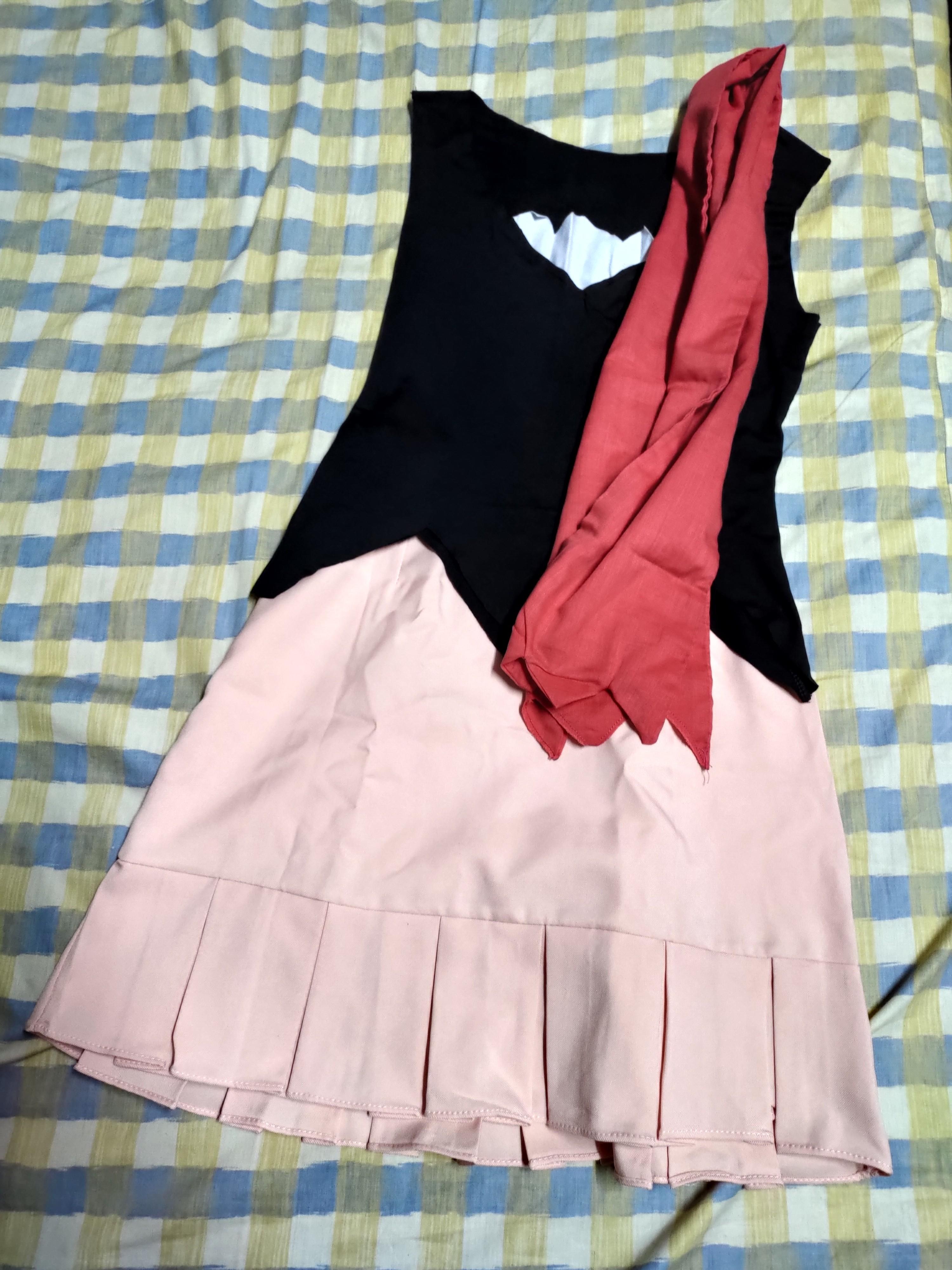 [Sell /Rent] Pokémon Dawn / Hikari Cosplay Costume set