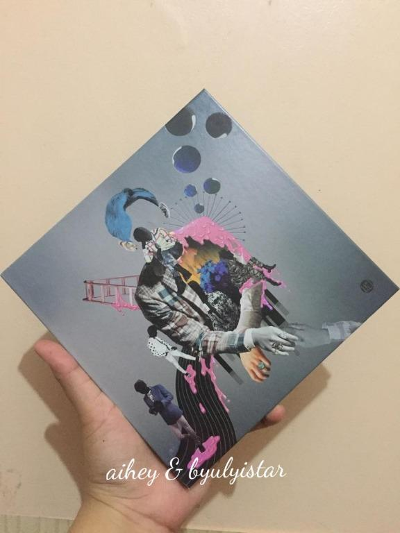 SHINEE - WHY SO SERIOUS: THE MISCONCEPTIONS OF ME ALBUM