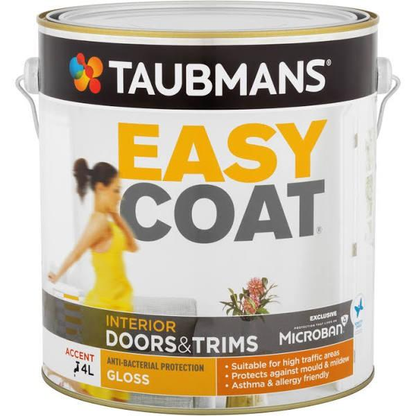Taubmans Easycoat Gloss Accent Doors And Trim Paint Int Wall