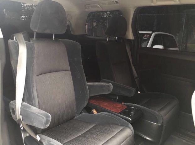 Toyota Alphard Vellfire 2.4 (A) for Rent Cheapest Sewa Murah