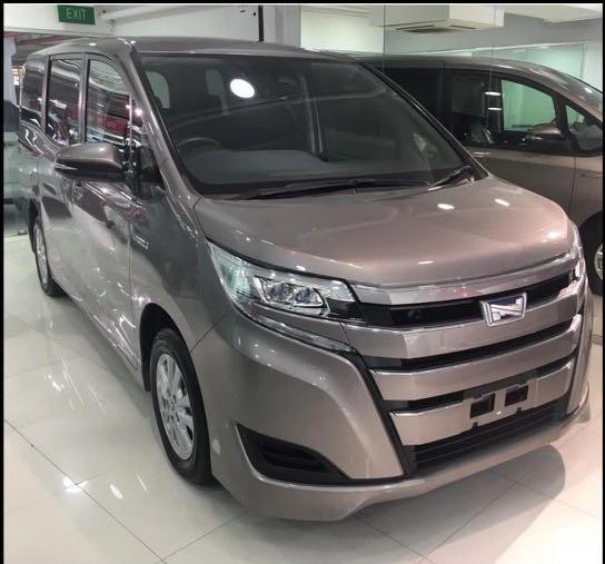 Toyota Noah Hybrid 1.8 X