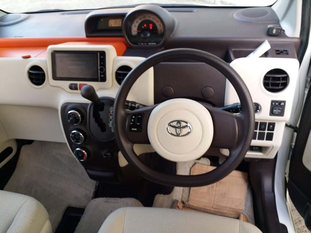 Toyota Porte PORTE Auto