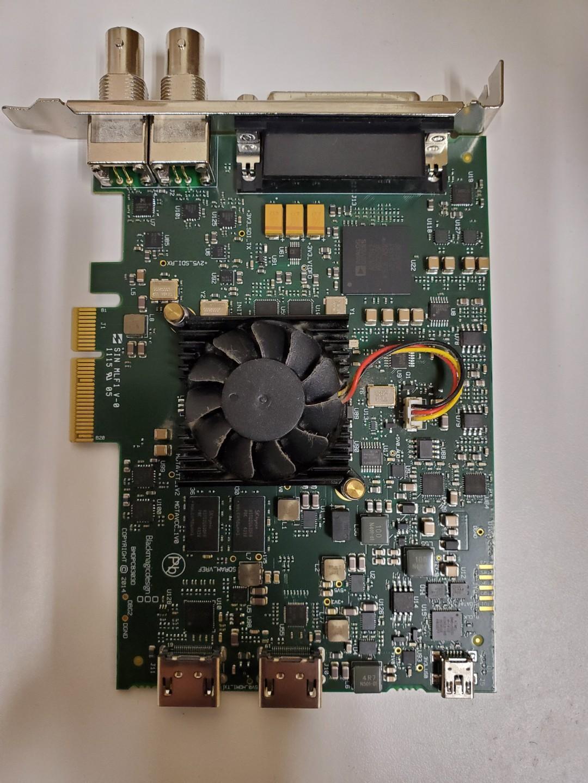 Blackmagic Decklink Studio 4k Electronics Computer Parts Accessories On Carousell