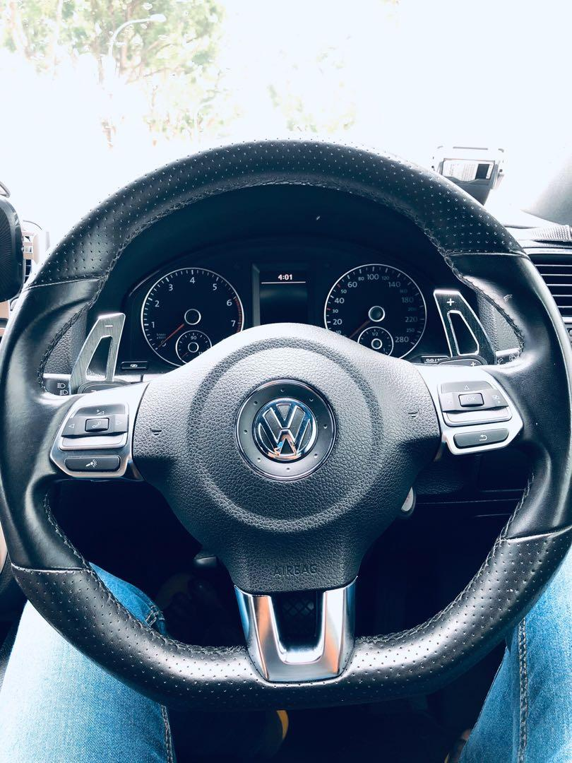 Volkswagen Scirocco 1.4 TSI DSG Auto
