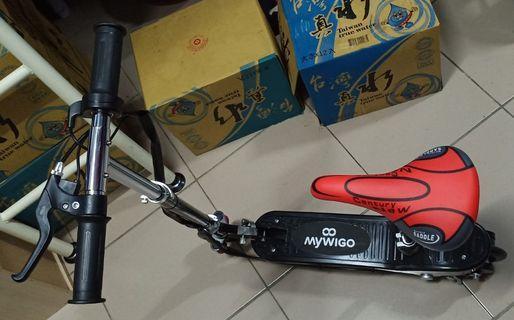 MyWigo electric scooter