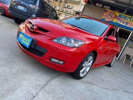 2007年 進口馬3 5門 Mazda3