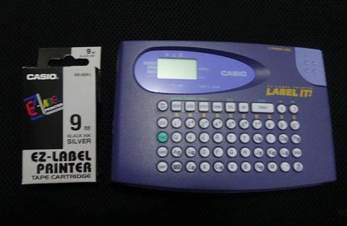Casio Ez-Label/Label It KL-60-L/Label Printer