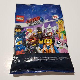 Brand New LEGO Movie 2 CMF Series #6 Sherry Scratchen-Post /& Scarfield