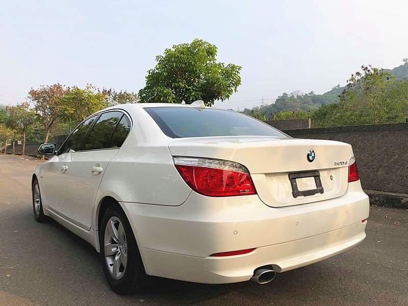 2009  BMW 520d
