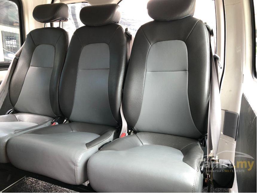 2009 Toyota Hiace 2.5 (M) Diesel Window Van Double AirCond Reverse Camera    http://wasap.my/601110315793/Haice2009