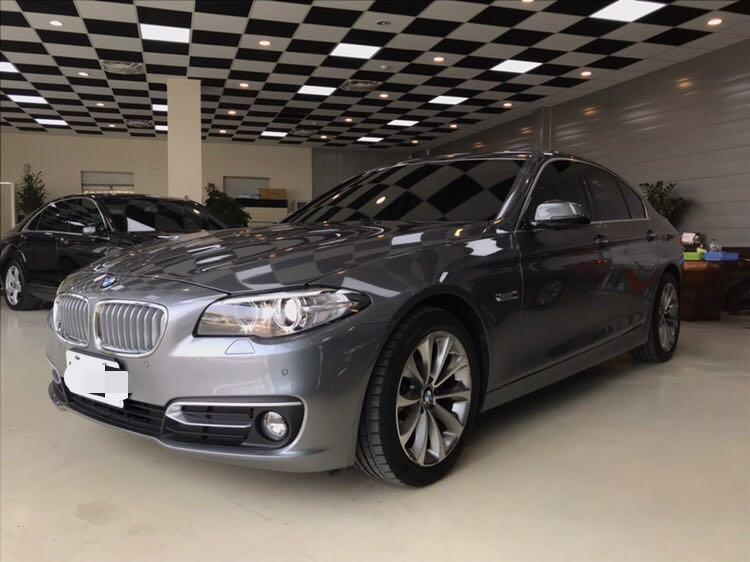 #520d BMW 2014年 總代理