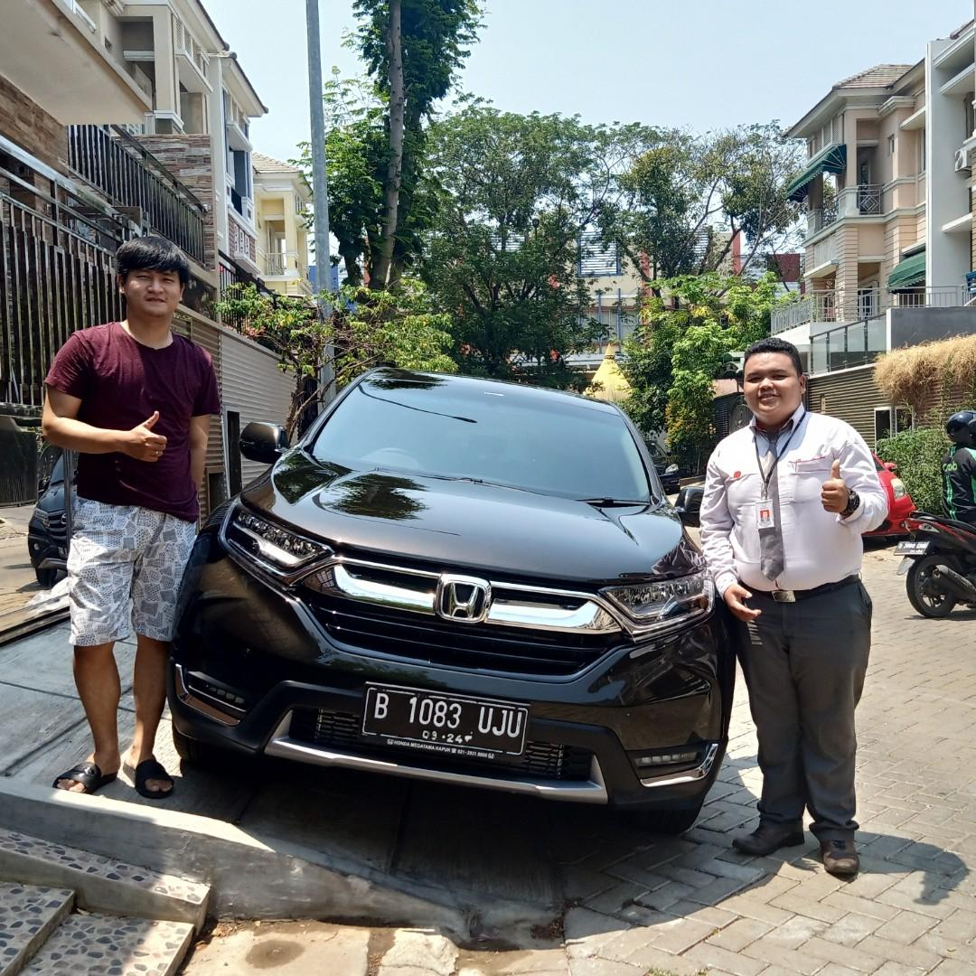 All New CRV 1.5 Turbo Prestige, Nik 2019  Clereance Sale Promo Besar besaran