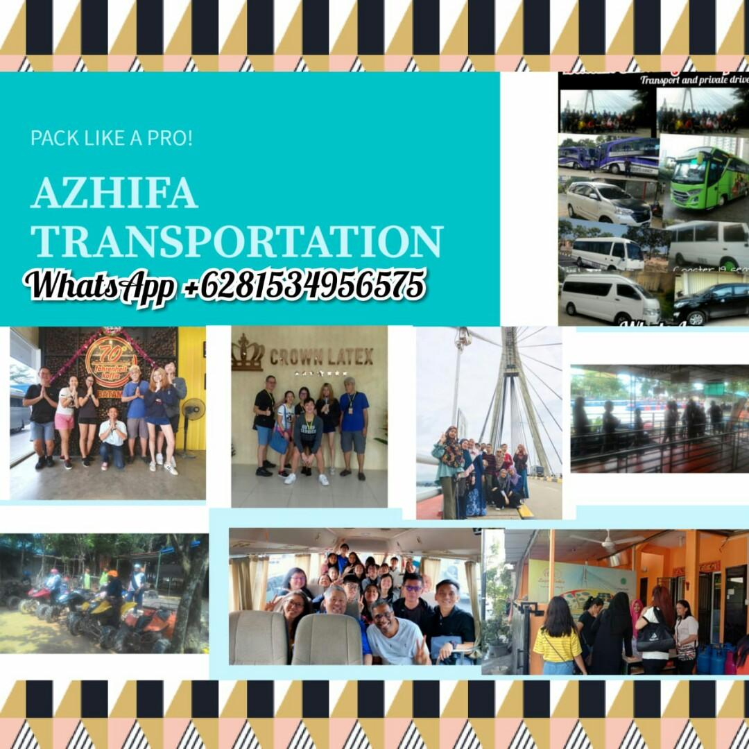 Batam Azhifa Transportation