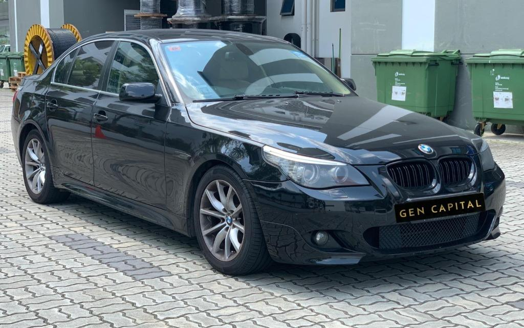 BMW 525i XL MOST LUXURIOUS DRIVE0- EARLY CNY PROMO @85884811 to reserve now! Driveaway @ $500 only