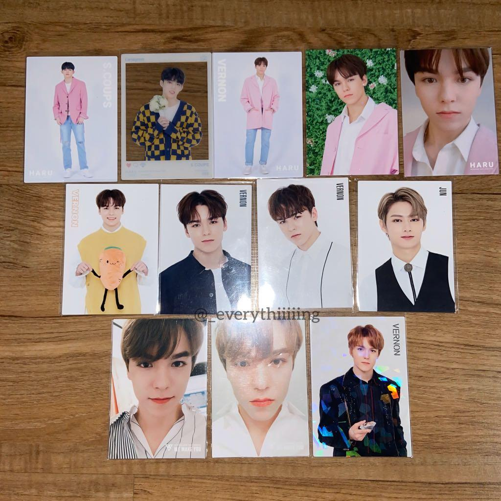 🗣CLEARANCE SALE🗣 SEVENTEEN JAPAN OFFICIAL TRADING CARD
