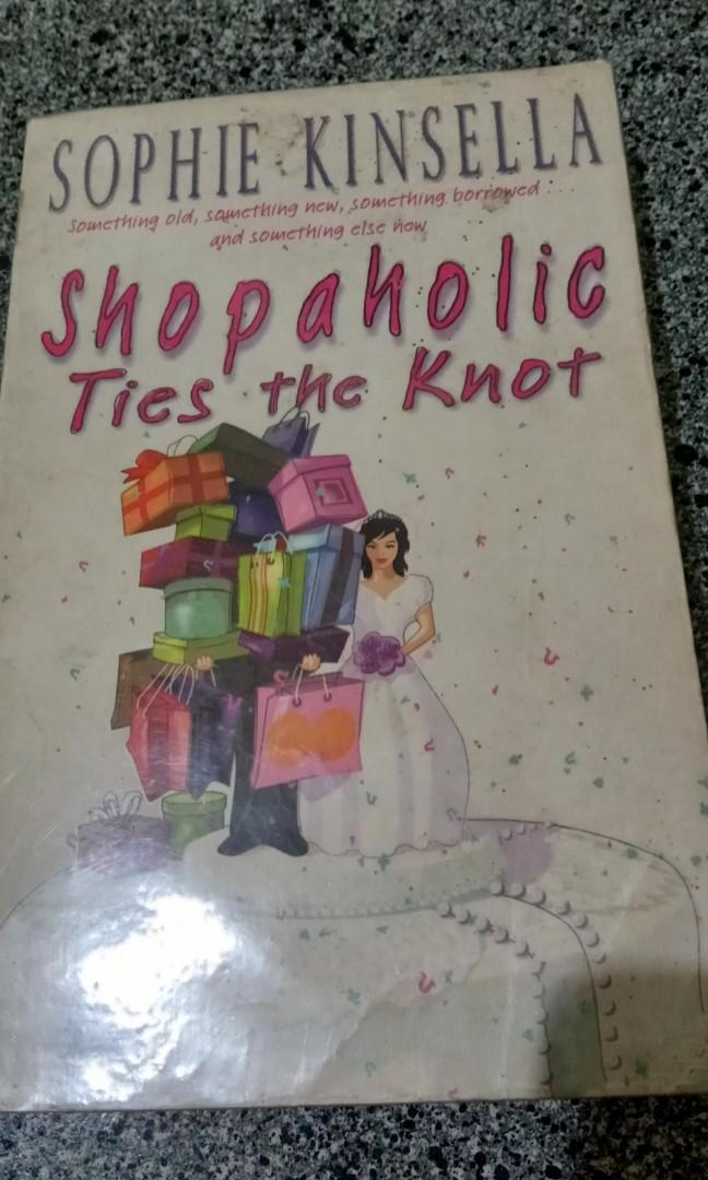Confessions of a Shopaholic & Shopaholic Ties the Knot by Sophie Kinsella