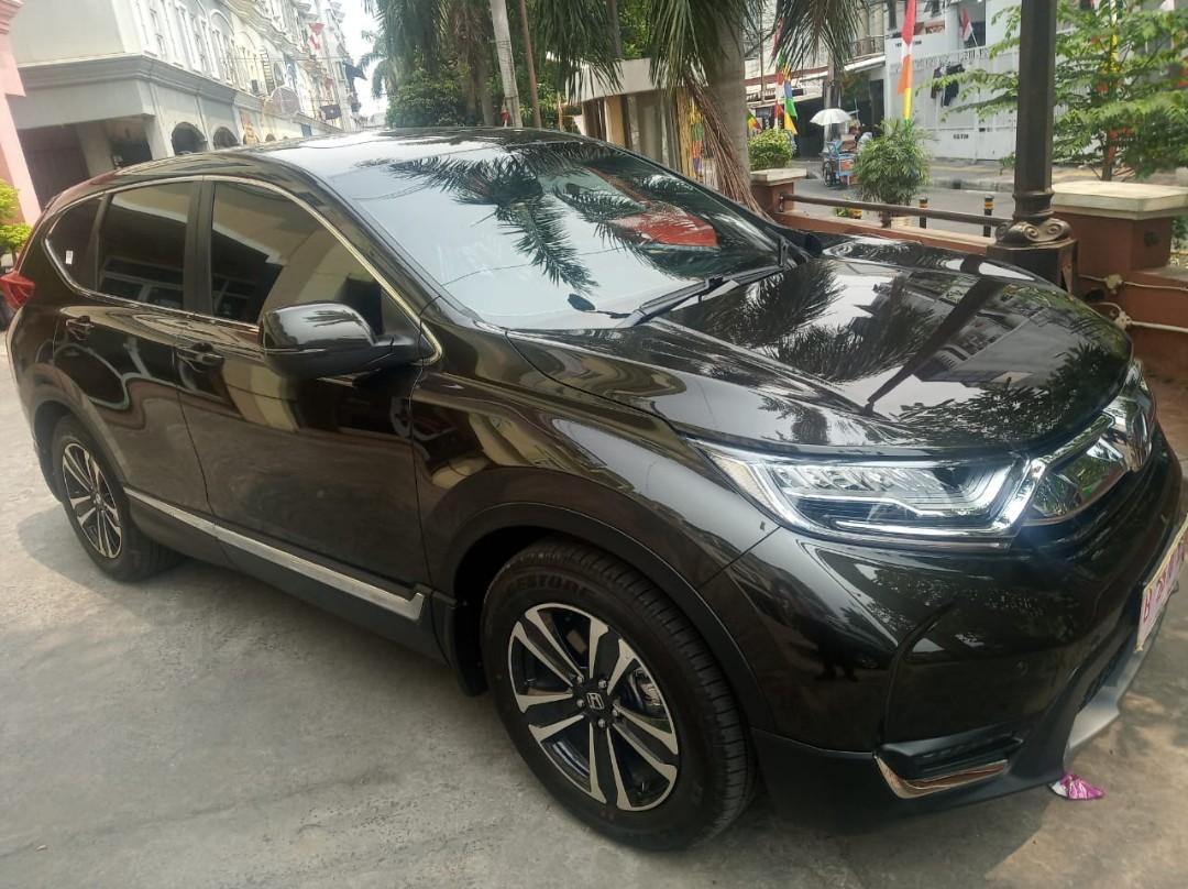 Crv 1.5 turbo prestige promo cuci gudang nik 2019!
