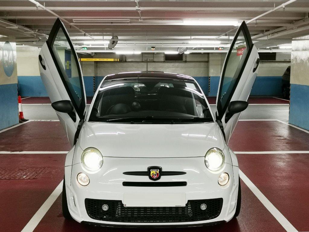 Fiat 595 FIAT ABARTH 595 TURISMO 1.4T Auto
