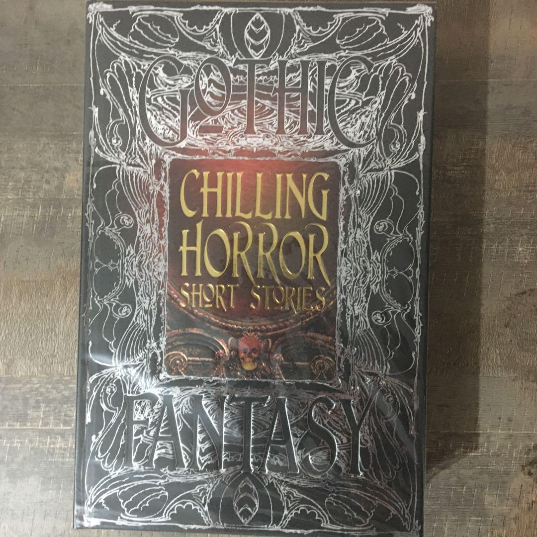 HB • Chilling Horror Short Stories by Dr Dale Townshend (foreword)