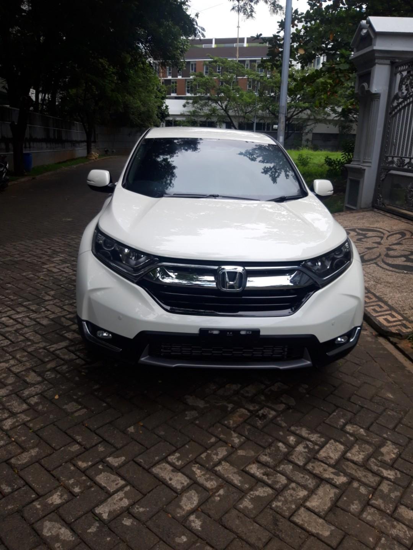 Honda New crv turbo banyak bonus dan cashback puluhan juta cuci gudang 2019!!