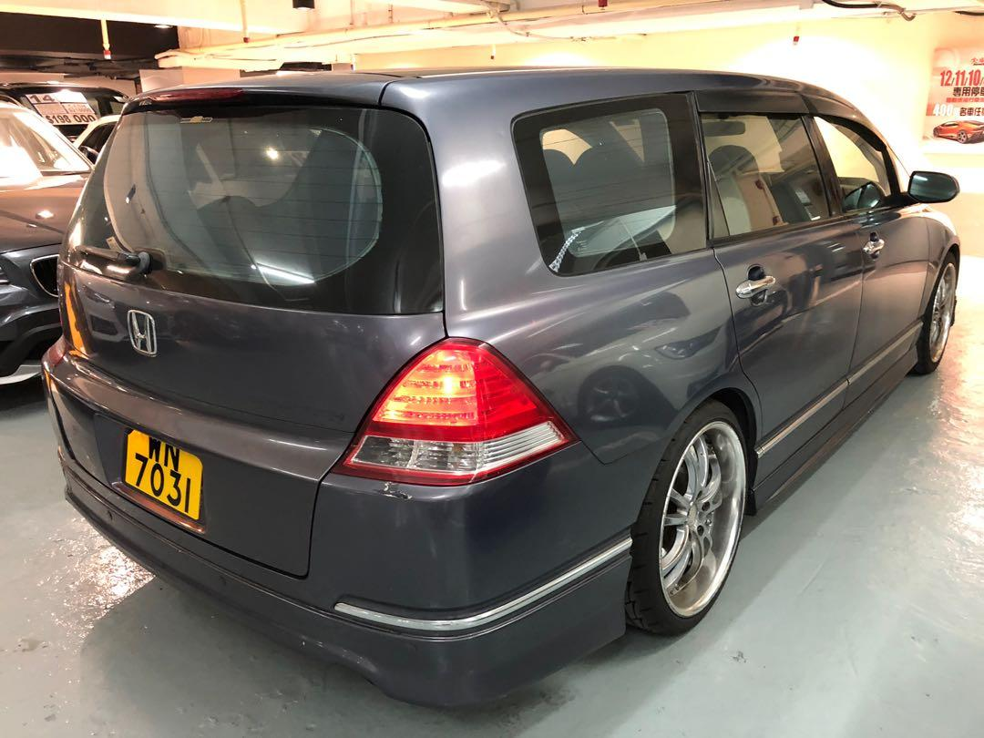 Honda Odyssey 2.4 7-Seater Auto