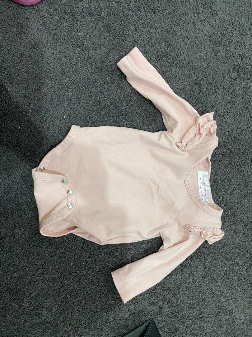 La Sienna Flutter Tops - Size 0,00,000 (worn once, consider them as new)