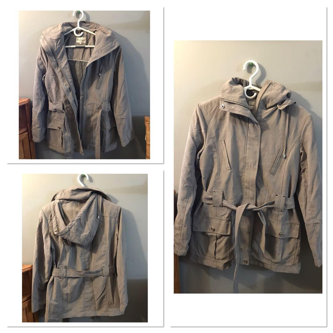 Light Jacket (grey colour) perfect for spring and fall