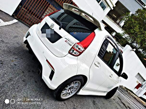 LoAnk3Dai Mk Cikit 3RiBo 2011 Perodua MYVI 1.5 (A)