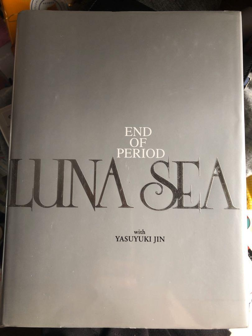 Luna Sea book