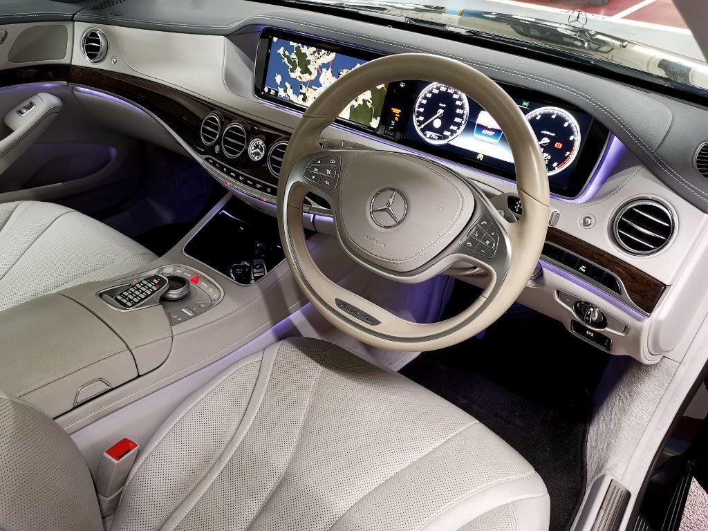 Mercedes-Benz s-class S320 Auto