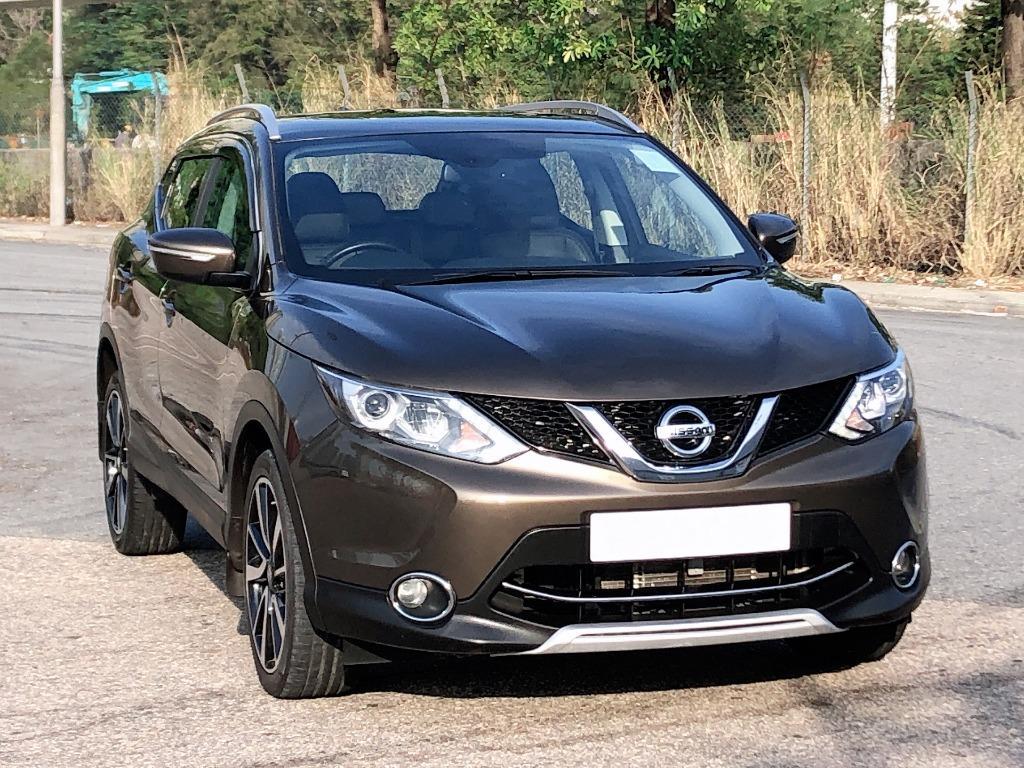 Nissan    QASHQAI  PLUS   2015 Auto