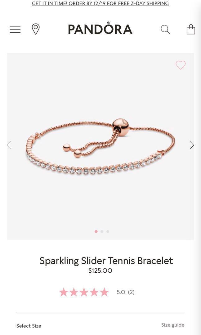 Pandora Bracelet Jual Rugi Fesyen Wanita Perhiasan Di Carousell