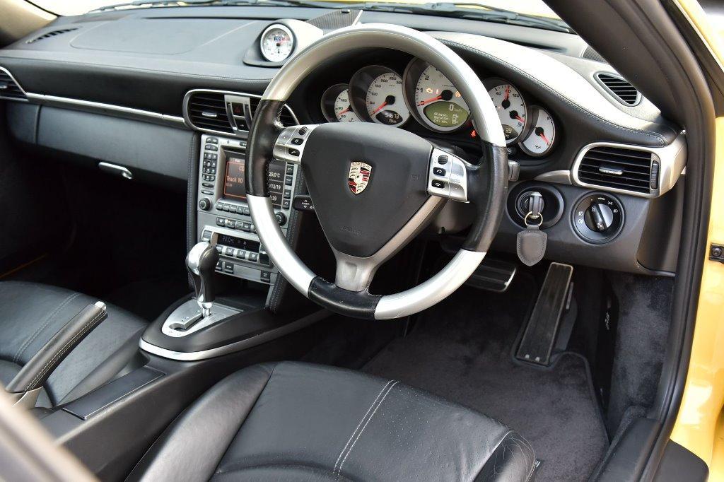 Porsche Carrera 3.8 S PDK Auto