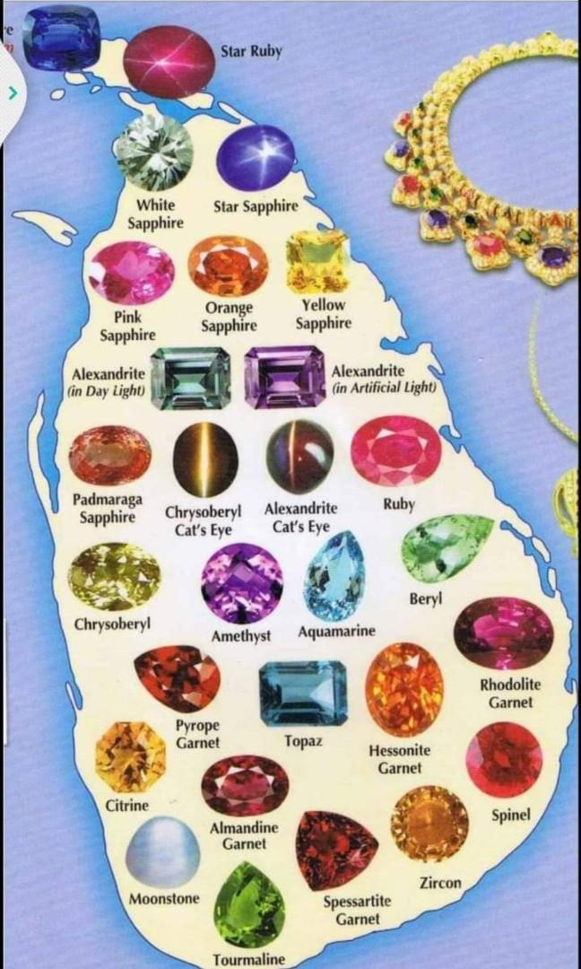 CG-Srilankan Original Gemstones. No Middlemen. Lab Certified with Setting Options available. PM 92304747 If you are serious to acquire one of the finest gems in the list.