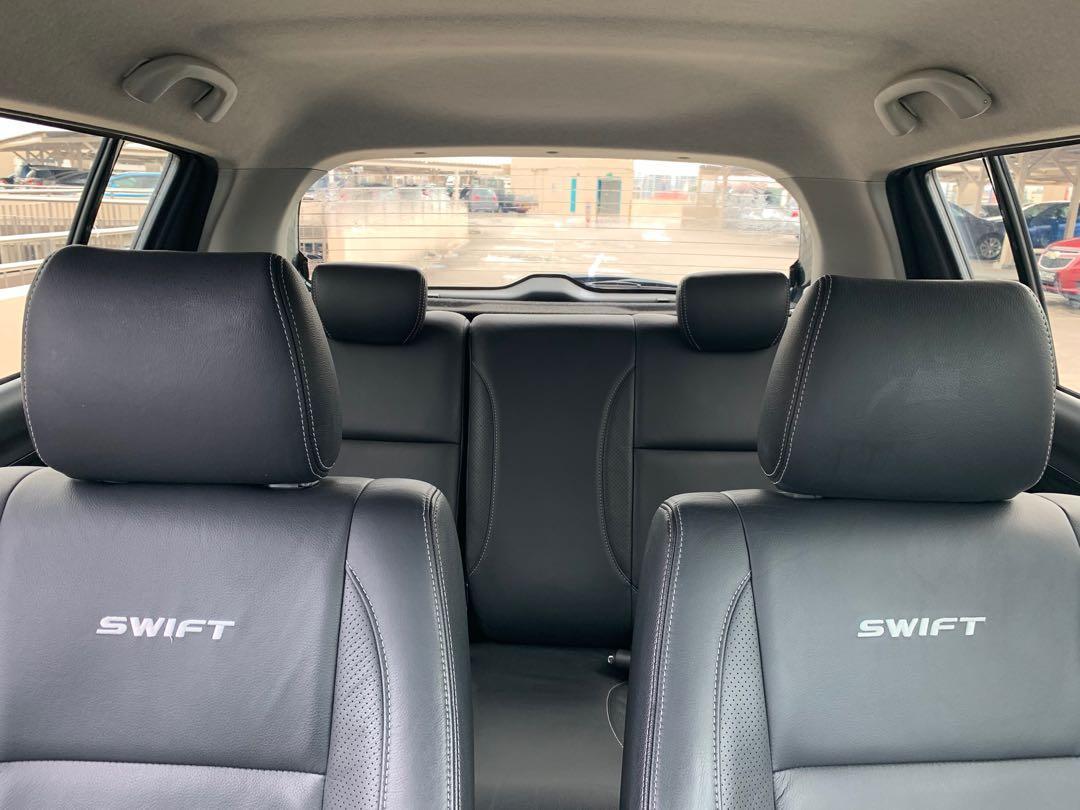 Suzuki Swift 1.5 GL VVT 5-Dr (A)