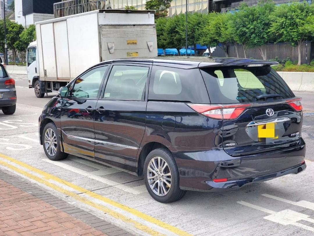 Toyota Previa Aeras 7-Seater MR Lux (A)