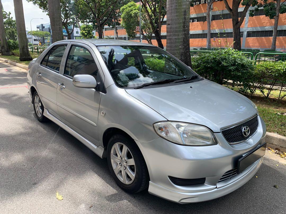 Toyota Vios 1.5 E (A)