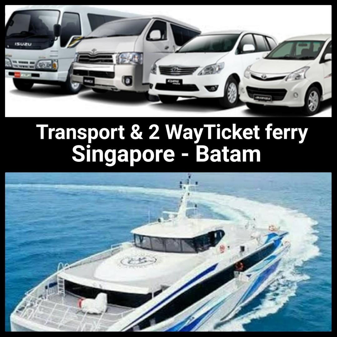 Transport ticket ferry http://www.wasap.my/+6281273749090/Hi,ShakellaBatamTransport