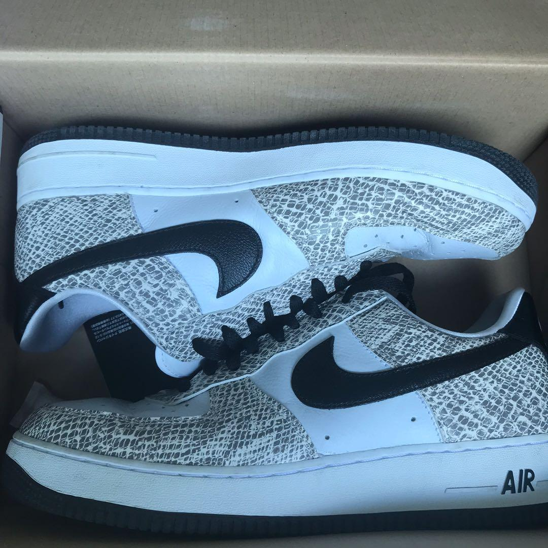 NIKE AIR FORCE 1 LOW RETRO COCOA SNAKE