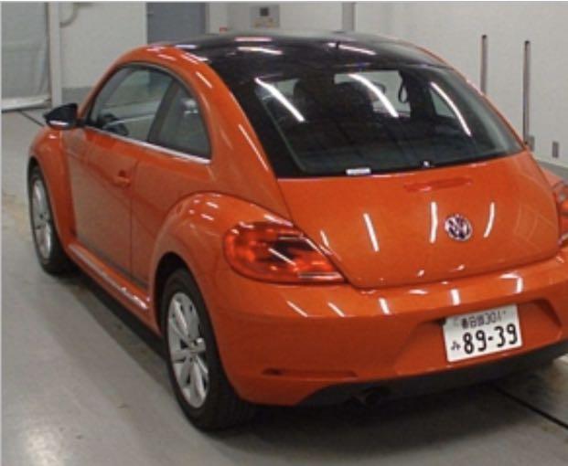 Volkswagen The Beetle beetle Auto