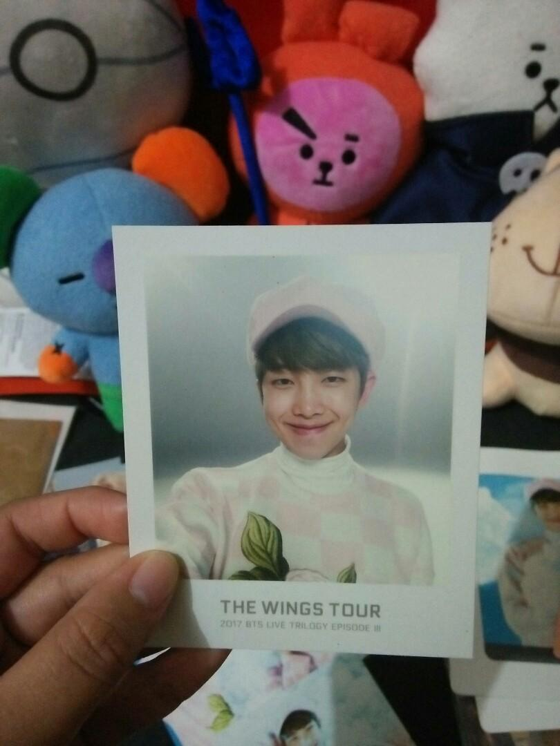 [WTS/RM PCs] The Wings Tour 2017 BTS Live Trilogy lll RM PCs