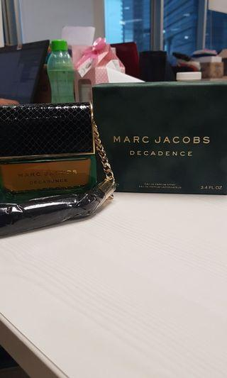 [PRELOVED] MARC JACOBS DECADENCE PARFUMES