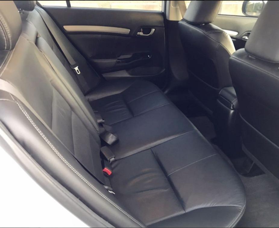 14年Honda Civic