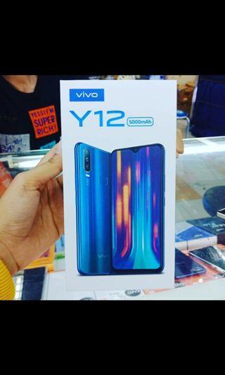VIVO Y12 (New) Ram 3/32GB