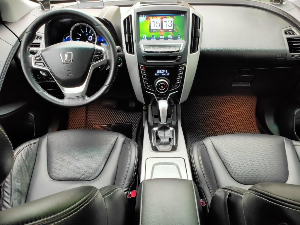 《鑫宏車業》2015年納智捷U6尊爵型2.0,I-key、雙安、液晶螢幕、天窗....歡迎預約來店賞車
