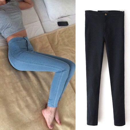 $90 American apparel easy jeans size XS black skinny high waist