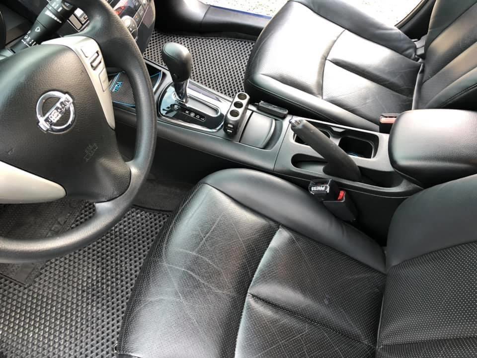 認證車 2013年 1.6 藍色 Big-TIIDA 實跑4.8萬公里 Ikey 定速 恆溫 影音系統 電動收摺後照鏡 抬頭顯示器