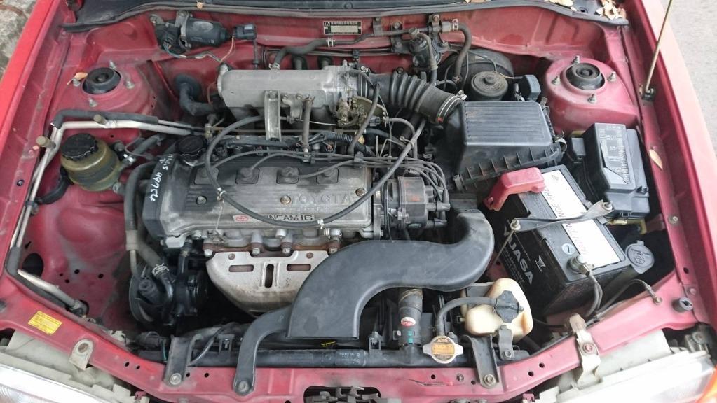 自售 TOYOTA TERCEL 1998 1.5 經典紅 里程數18萬 自排 省油耐操神車