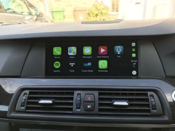 Apple CarPlay & Android Auto Retrofit Kit For Audi BMW BENZ